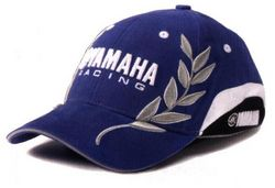 YAMAHA Casquette Office Paddock Adulte