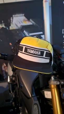 YAMAHA CASQUETTE KENNY ROBERTS