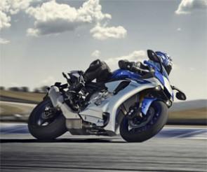 Nouvelle Yamaha YZF-R1. We R1.